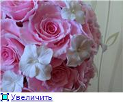Цветы ручной работы из полимерной глины Adc7c856b47at