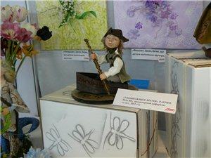 Время кукол № 6 Международная выставка авторских кукол и мишек Тедди в Санкт-Петербурге - Страница 2 8a1460a475e8t
