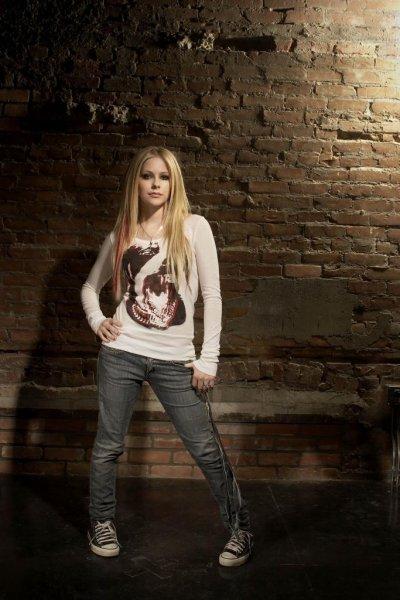 Avril Lavigne D40f1f88ffea