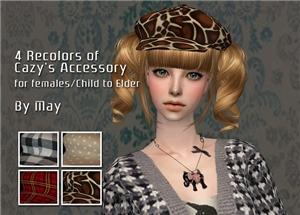 Головные уборы, шляпы - Страница 5 B56c25752042