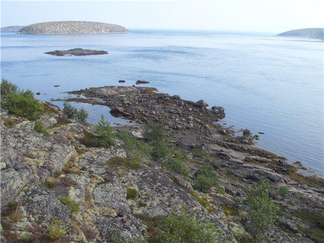 Гранаты, Белое море и острова Fb1844c4d347