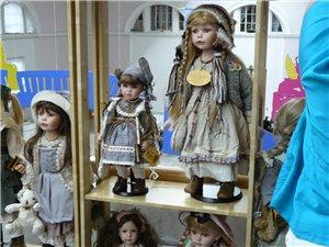 Время кукол № 6 Международная выставка авторских кукол и мишек Тедди в Санкт-Петербурге - Страница 2 5e431382334at