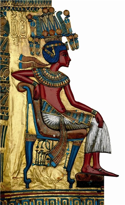 Египетские боги: Хапи 58b17e78de94