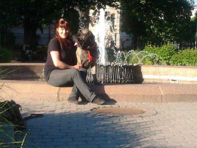 Наши собаки, друзья и гости, кот Мензурка - Страница 4 4f2b79f21882
