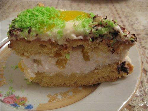 "Торт ""Маленькая страна"". Пошаговые фото 232e2f50bd85"