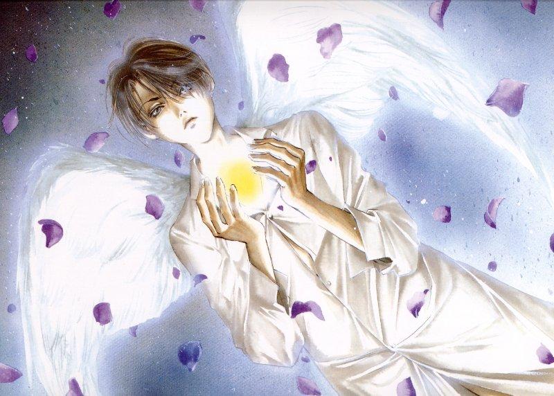 Арты на тему : Ангелы F58c8e287c82