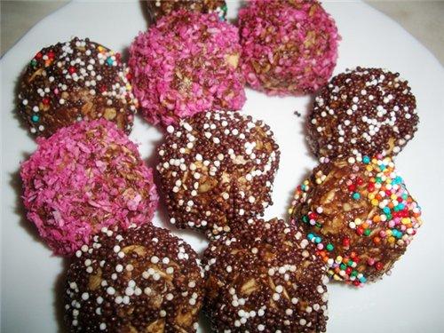 Шоколадные шарики с овсянкой B02770c6f3c8
