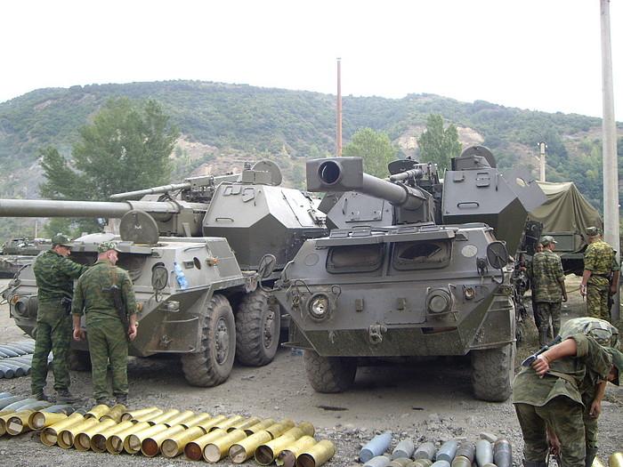 2008 South Ossetia War: Photos and Videos C72f3907fdf6