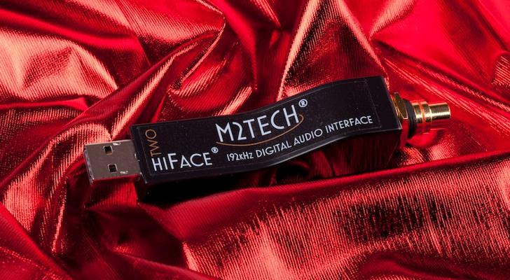 Eligiendo Diferentes opciones de streaming y/o computer audio M2Tech-Launches-hiFaceTWO-Audio-USB-DDC-Device