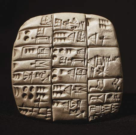 The Giza Pyramids Just Got Even Stranger...Sumerian Clay Tablets Explain Everything! A-History-of-Writing-3