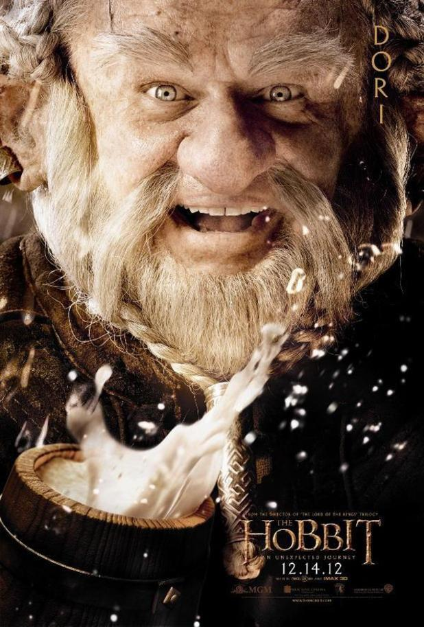 The Hobbit Trilogy Group Movies_hobbit_character_posters_4