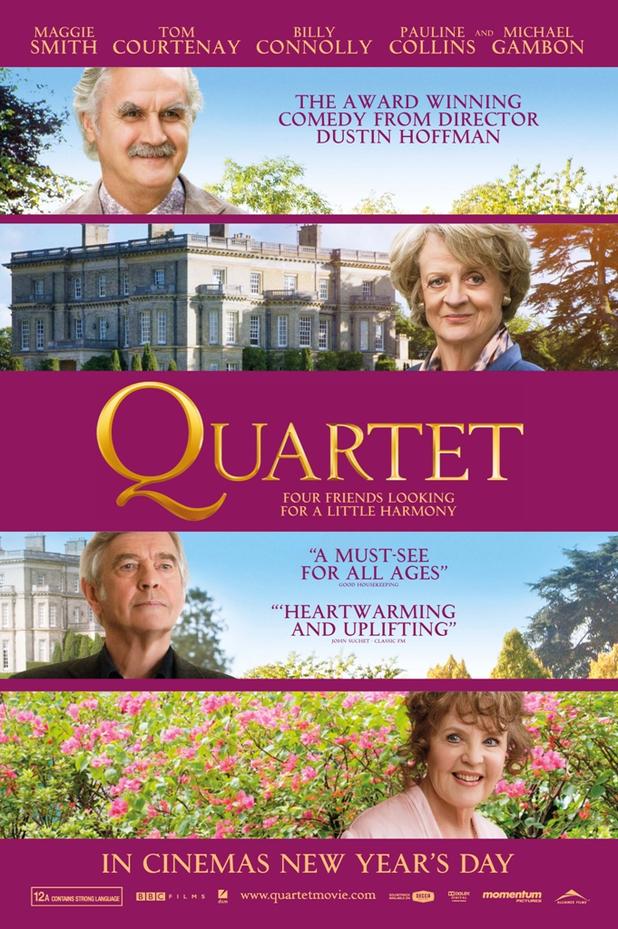 Robert Plant torna in Italia! Quartet-poster