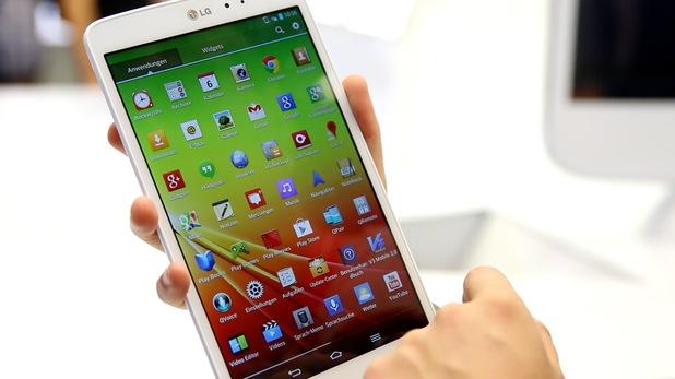 LG thông báo bắt đầu bán ra LG G Pad 10.1 trên toàn cầu Tech-gpad-hands-on-ifa-2013