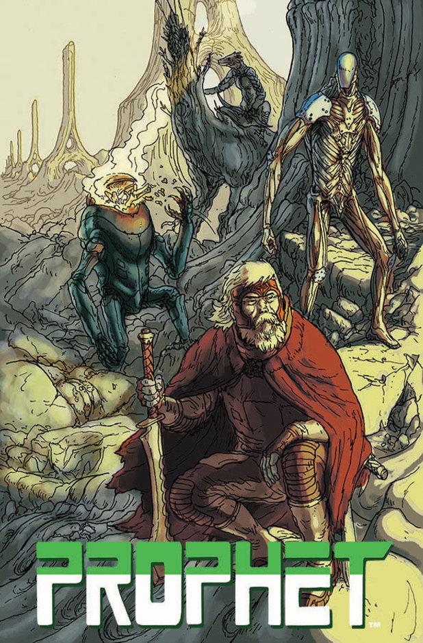 stripovi Comics-prophet