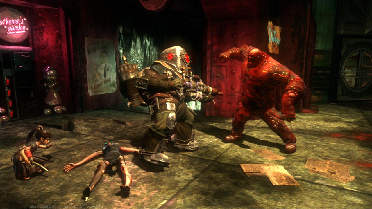 BioShock 2 [2010] 05629b548e1f9d818d871a99a23e3f27