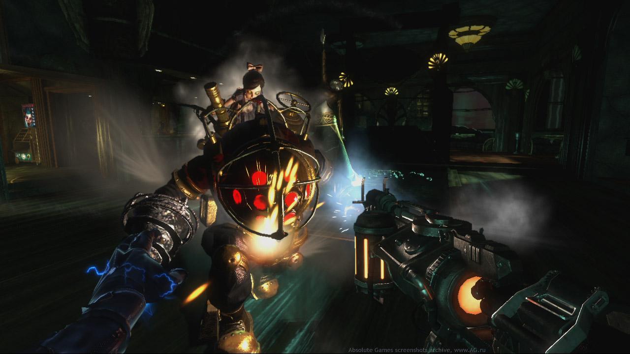 BioShock 2 [2010] 92c7f5098d6a02c44e74e37bcc21b869