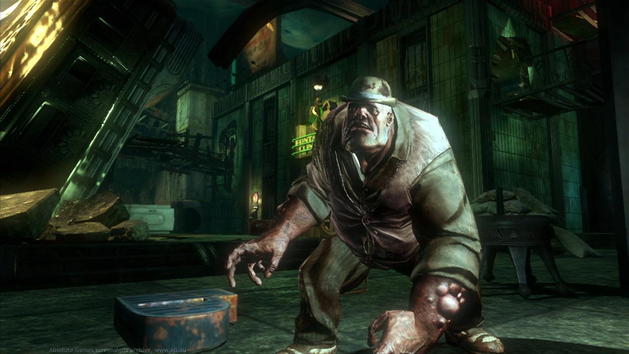 BioShock 2 [2010] 6fc69e1a396ab1f5f266ca82a1060376