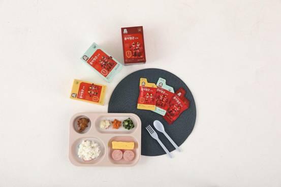 红儿将军,韩国国民红参品牌正官庄旗下儿童饮品 66c0ff8836b5c825