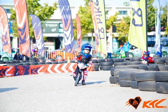 就要不一样的精彩,来自不一样的KTC儿童平衡车大赛~ 7175d10876fc3782