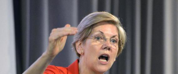 Elizabeth Warren Calls For Investigation Of NY Fed Over Secret Tapes N-ELIZABETH-WARREN-large570