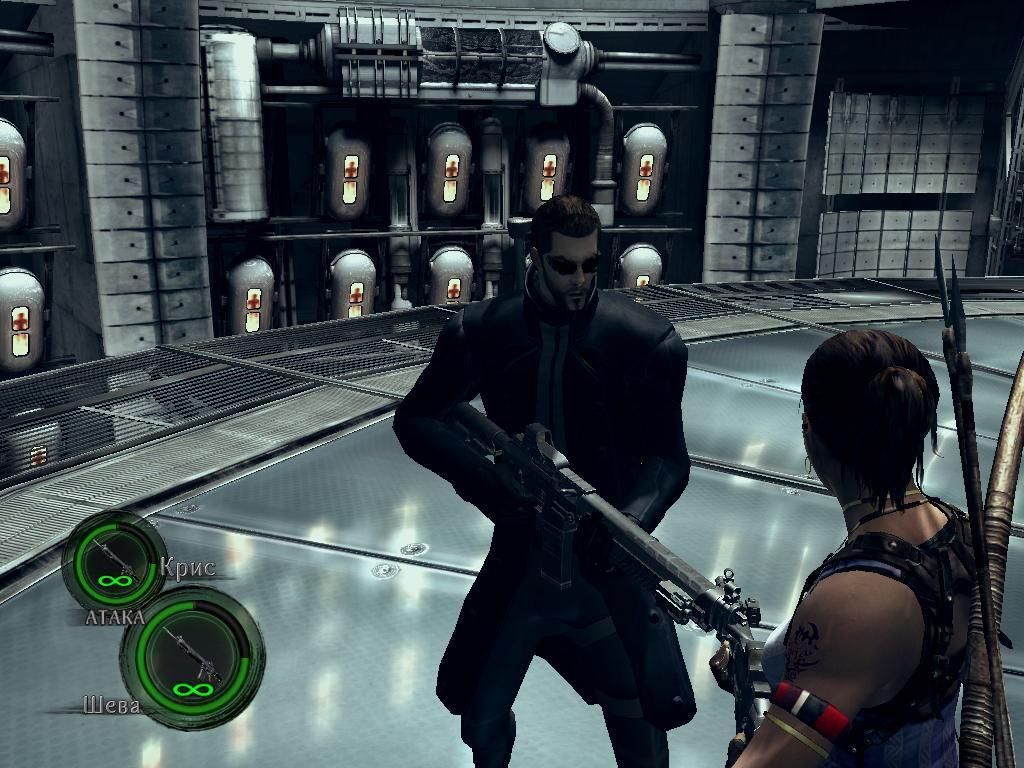 Адам Дженсен в плаще из Deus Ex: Human Revolution 8f5d77c82a1777532e447e6f68ba488e