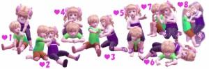 Детские позы, позы с детьми - Страница 5 30bf9cbd40ae912638e09751882ff615