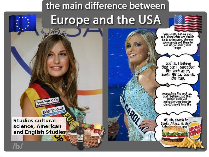 Europe vs USA 1bf