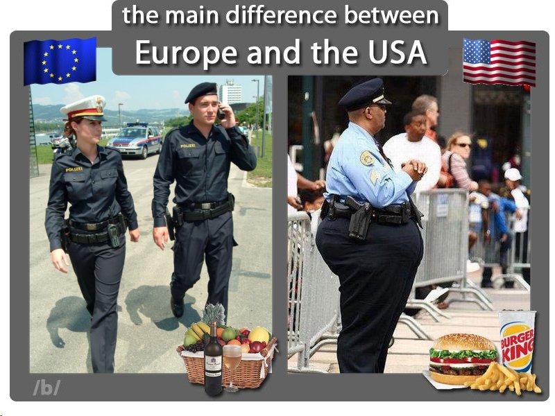 Europe vs USA D24