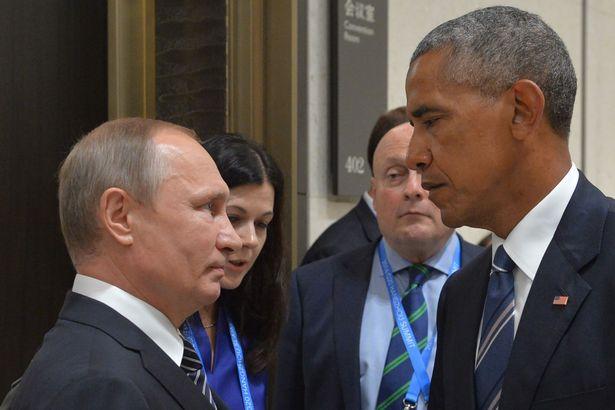 Syrian Civil War: News #10 - Page 20 Putin