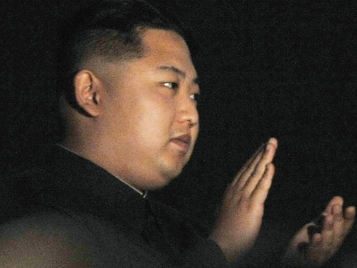Into the hands of Kim Jong-un! [New supreme leader of North-Korea] COREIANOR-kim-jong-un-20101009-reuters-G