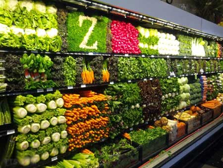 عرض الخضروات 11