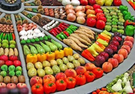 عرض الخضروات 5
