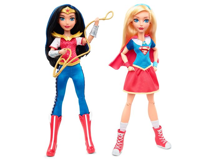 [Animación] DC SUPER HERO GIRLS! 41233