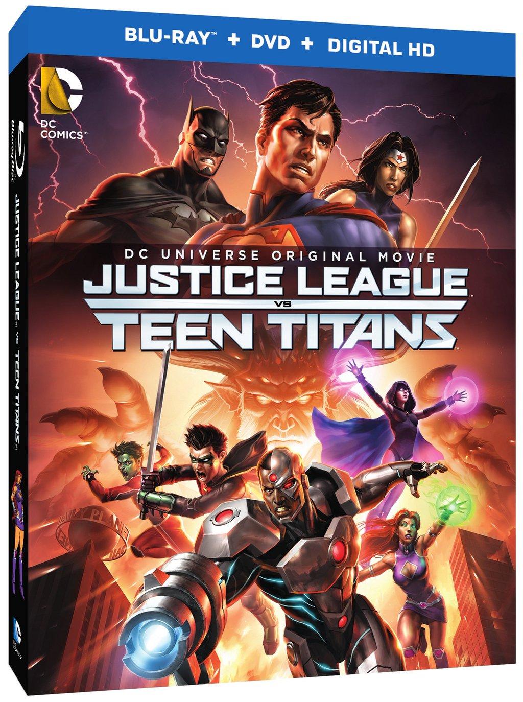 [ANIMACIÓN] Justice League vs The Teen Titans - Página 2 44723