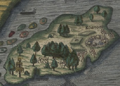 The Lost Colony of Roanoke R1