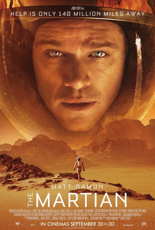 Koji film ste poslednji gledali? - Page 13 The-Martian-New-Poster-Matt-Damon