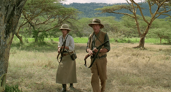 Robert Redford Out-of-Africa