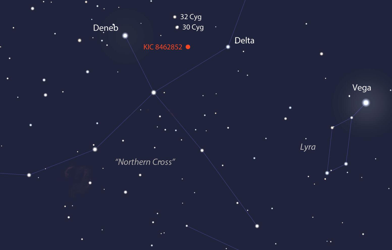 L'étoile KIC 8462852 - Page 4 Kepler-star-locator-wide