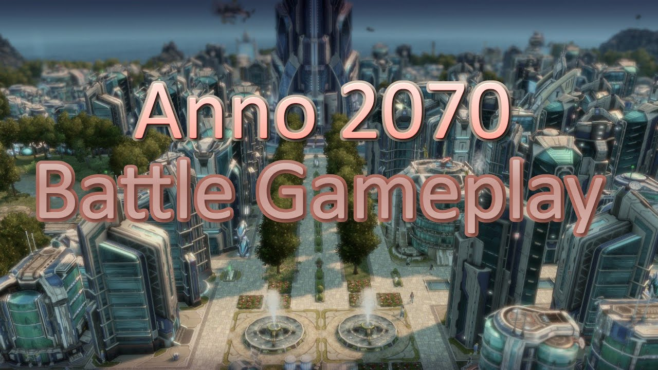 "[TEST] Anno 2070 VS SimCity ""Villes de Demains"" Maxresdefault"
