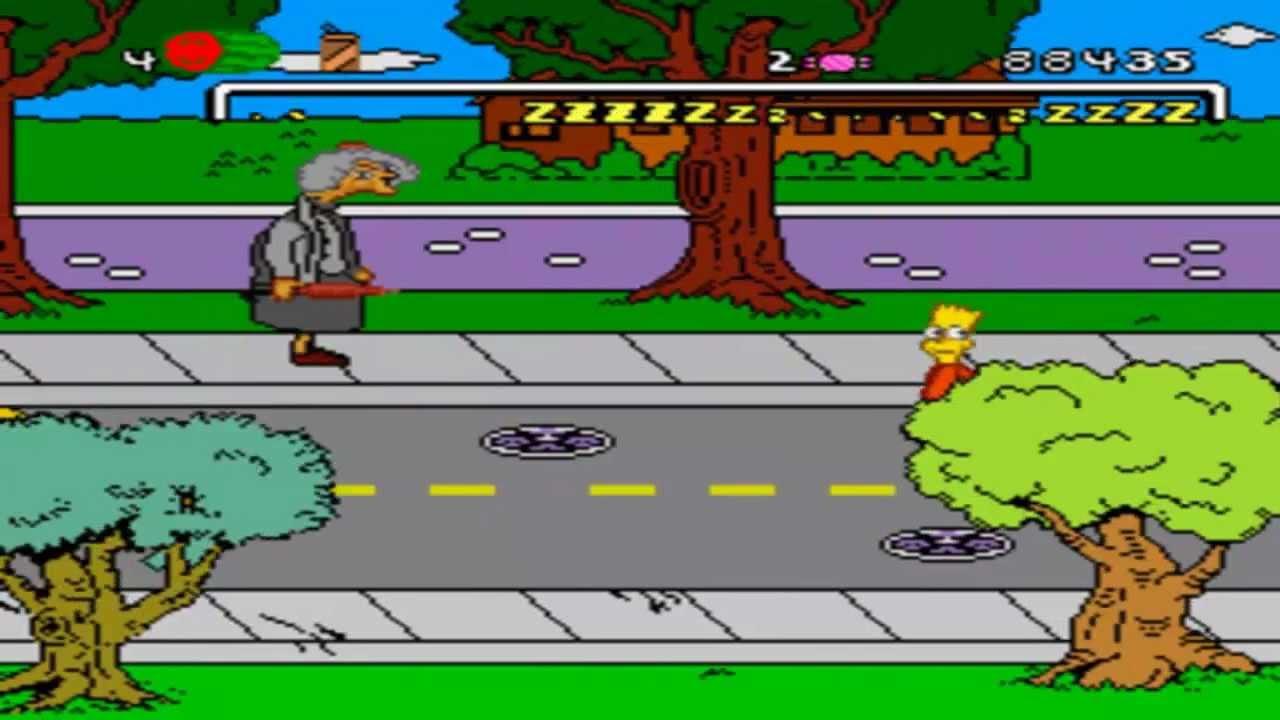 The Simpsons : Bart's Nightmare Maxresdefault