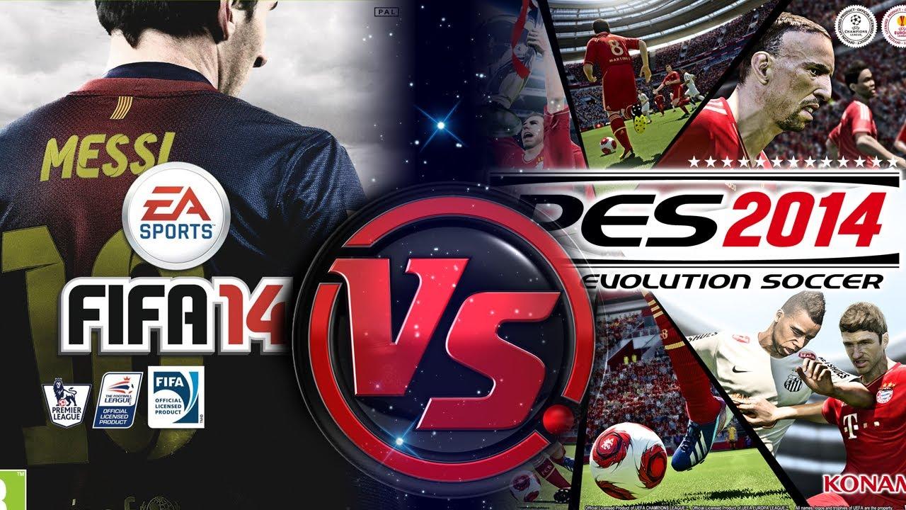 FIFA 14 Vs PES 2014 : FIGHT ! Maxresdefault