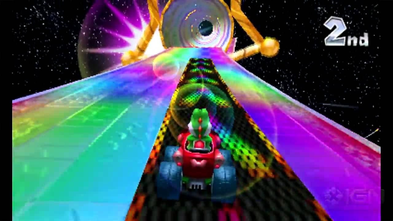 Top 5 Rainbow Road Tracks in Mario Kart Maxresdefault