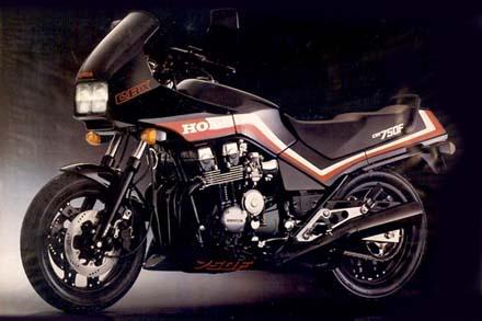 Se vc ganhar na MegaSena que moto vc vai comprar? - Página 2 Cbx750f-86-2