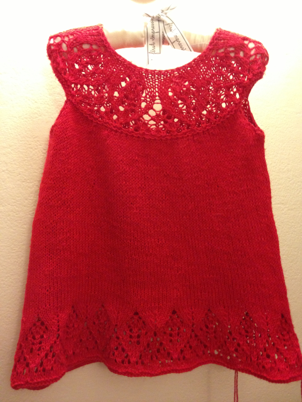 patron - Vestido rojo y boina para la Navidad 186fe2ccaac225c8a8e1ac97cf56822f