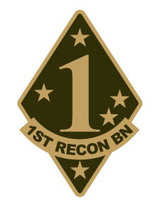 New 1st Recon Patches 1st-recon