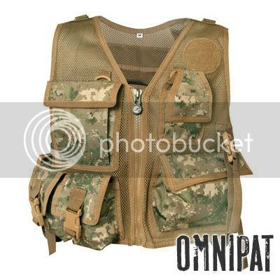Omnipat Recon 6 Vest 3200158a