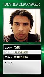 Identidade Manager Tatu-1