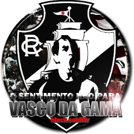 CLUBE DE REGATAS VASCO DA GAMA Blacksoldier