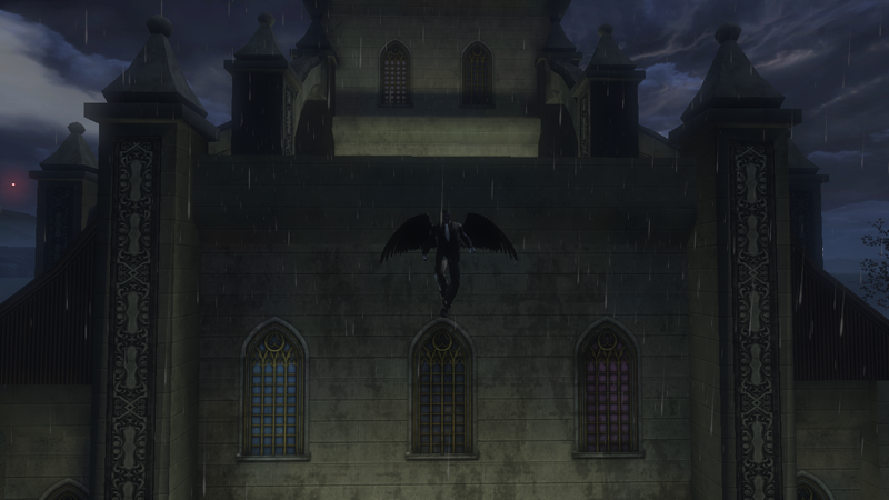 Midnight Haunts CarmileLighthouse