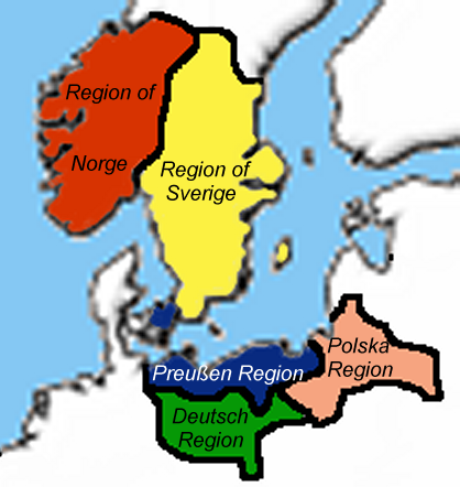 Hanseatic Empire HanseReich